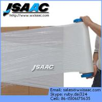 Wholesale White Opaque Pallet Stretch Shrink Wrap Film from china suppliers