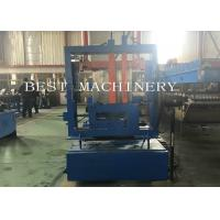 China Z Steel Purlin Roll Forming Machine Automatic Change Size 18.5kw Power on sale