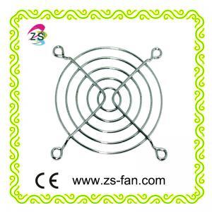 China 80mm fan guard 80x80mm metal fan guard on sale