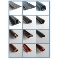 Acid Resistant EPDM Rubber Extrusion For Water System , Custom Rubber Extrusions