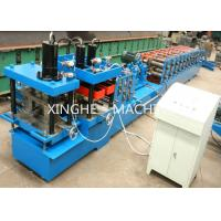 Wholesale Colored Steel Sheet Metal Roll Forming Machine With Hydraulic Cutter Machine from china suppliers