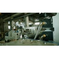 Wholesale Anti Ultraviolet Ray Soft / Rigid PVC Sheet Making Machine With Twin Screw Extruer from china suppliers