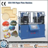 Wholesale China Best Quality ZDJ-500 Automatic Paper Plate Machine from china suppliers