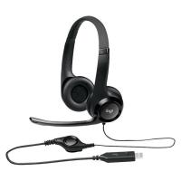 Buy cheap USB Wired Over The Head Headphones , Stereo Gaming Headphone Line Control from wholesalers