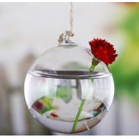 China Wholesale big glass ball for plant garden glass ball on sale