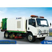 Wholesale 5600L Road Sweeper Truck Truck Special Purpose Vehicles from china suppliers