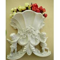 Gypsum wall lamp- Little Angle With Flower
