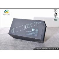 Wholesale Luxury Printed Pen Packaging Box , Double Wall Cardboard Boxes Customized Logo from china suppliers