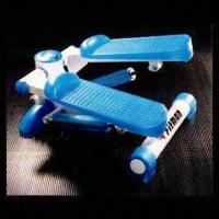 Wholesale Mini Exercise Stepper with Two Transparent Blue Cylinder from china suppliers