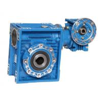 Wholesale Compact Lightweight NMRV Worm Gearbox Adapt for IEC / NEMA And SERVO from china suppliers