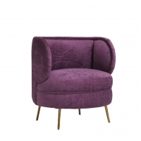 Wholesale Living Room Leisure Round 78cm Height Single Corner Sofa from china suppliers