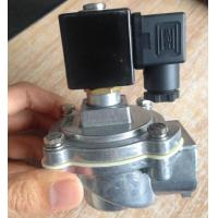 Buy cheap SCG353A044 24V DC pulse jet solenoid valve , Alumininum dust collector valves from Wholesalers