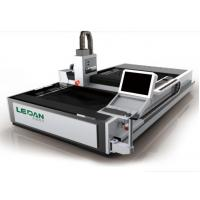 China IPG 3 Axis CNC Sheet Metal Laser Cutter For Stainless Steel / Carbon Steel on sale
