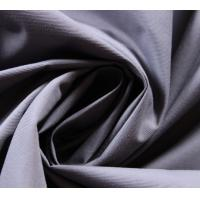 Polyester Viscose Spandex Fabric , Waterproof Polyester Fabric 228T Yarn Count