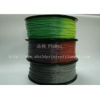 Wholesale ABS PLA 3d printer filament color changed with temperature from china suppliers