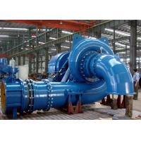 Wholesale Environment Friendly Francis Hydro Turbine Generator 0.35-4.0m Runner Diameter from china suppliers