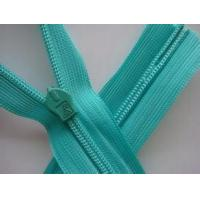 Wholesale Eco-Friendly 5# Invisible Separating Zipper With Auto Lock Slider from china suppliers