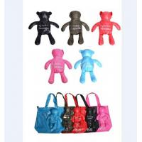 China HOT Bear Toy Shopping Bags on sale