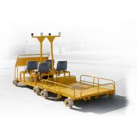 Buy cheap Double Tracks Running Rail Detection Automated Guided Vehicle For Scanning Steel Rails from wholesalers
