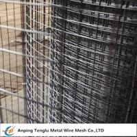 Wholesale Square Welded Wire Mesh |Larger Opening Than Woven Mesh 12.7x12.7x0.9 mm from china suppliers