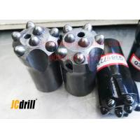 Wholesale Tungsten Carbide Rock Drill Bits Chisel / Cross Drill Bits For Road Construction from china suppliers