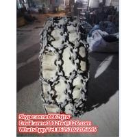 Wholesale tire protection chains/tire protective chains/tire chains for underground loader 20.5-25 from china suppliers