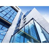 Wholesale Aluminum Exterior Double Glass Facade Curtain Wall Insulation Building System from china suppliers