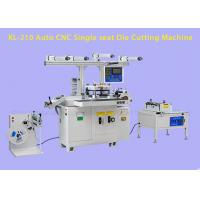 Wholesale Black AB Double - Sided Adhesive Die Cutter Machine Computerized For LED Products from china suppliers