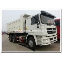 Buy cheap Tipper truck 371hp RHD or LHD WD615 engine white color Standard type and good quality from Wholesalers