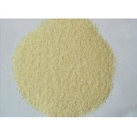 Wholesale 80 - 100 Mesh Crop Grade A Fried Garlic Granules Deep Yellow Color 1.6 - 2.2mm from china suppliers