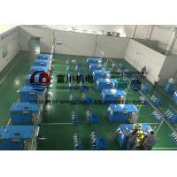 Wholesale Passive / Active Pay Off Copper Wire Bunching Machine For 0.08mm - 0.45mm Copper Wire from china suppliers