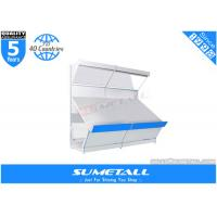 China Convenience Store Metal Supermarket Shop Display Shelf For Vegetable Fruits Showing on sale