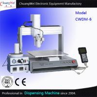 Wholesale 450w Hot Melt Glue Dispenser Robot Automatic Dispensing Machine from china suppliers