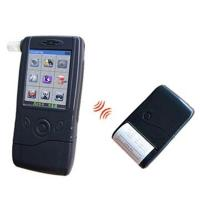 Wholesale Law Enforcement Breathalyzer with Fuel Cell Sensor, Built-in Detachable Wireless Printer B from china suppliers