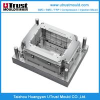 Wholesale Plastic injection mould box mold manufacturer Injection mold China from china suppliers