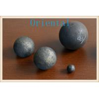 Wholesale Dia 80mm Forged Grinding Ball Media from china suppliers