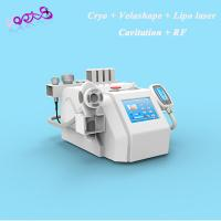 Wholesale Dual Cryo Handles Cryolipolysis Machine,104 Diodes Lipolaser Body Contouring System from china suppliers