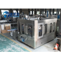 Wholesale Micropressure SS304 6000BPH Soft Carbonated Drink Filling Machine from china suppliers