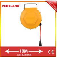 Buy cheap Auto Rewind Wall Swivel Mounted Retractable Hose air hose reel GQ100B 10m 1/4 from wholesalers