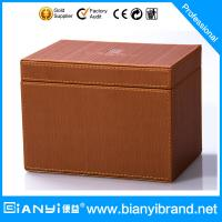 Wholesale Quality guarantee factory directed sale leather hotelware from china suppliers
