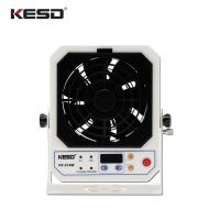 Electronic Industry Use Bench Top Ionizer Anti Static Plastic And Iron Material Made