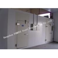 Wholesale PU Foam Sandwich Panel Modular Cold Room Panel For Meat And Fish Walk In Chiller from china suppliers