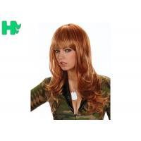 Wholesale StylishUltrashort Curly High Temperature Fiber Women's Synthetic Hair Wigs from china suppliers
