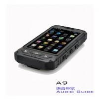 Wholesale 3 Proof A9 Android Museum Audio Guide Equipment For Qrcode Digital Guide from china suppliers