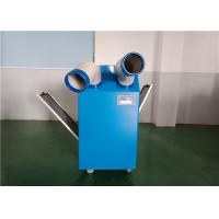 Wholesale 18700BTU Industrial Spot Cooling Systems / Temporary Coolers For Supplying Cold Air from china suppliers
