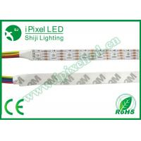 Wholesale 1M 60 Pixels Digital Flexible APA102 LED Strip White / Black DC5V IP20 from china suppliers