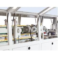Wholesale Rain Gutter PVC Sheet Extrusion Machine With Vacuum Calibration Table / Cutter from china suppliers