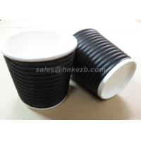 Wholesale Insulated Take Out Disposable Paper Cup Double / Single Wall Custom Printing from china suppliers
