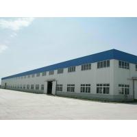 Wholesale modular warehouse building prefabricated light steel structure from china suppliers