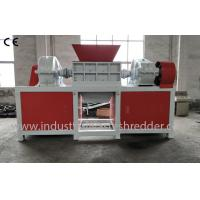 Wholesale Hard Blade Plastic Waste Shredder High Shredding Efficiency For Plastic Films from china suppliers